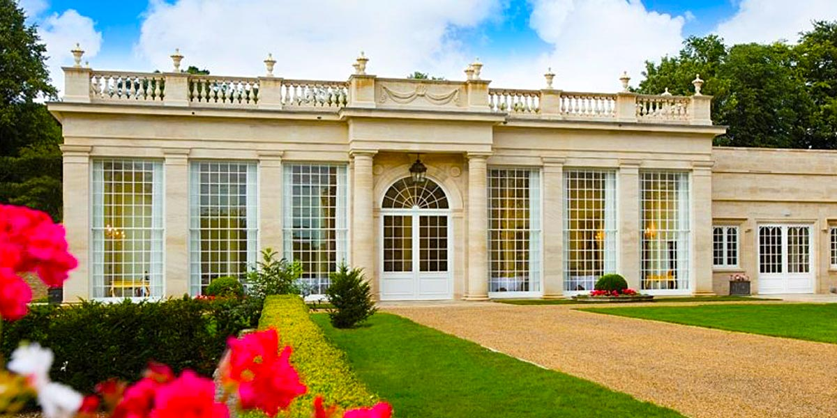 The Orangery at Rushton Hall Hotel and Spa