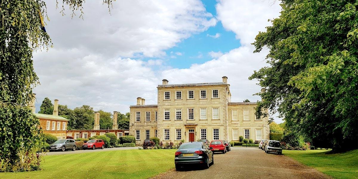Wellingborough Golf Course, Rushton Hall Hotel And Spa, Prestigious Venues