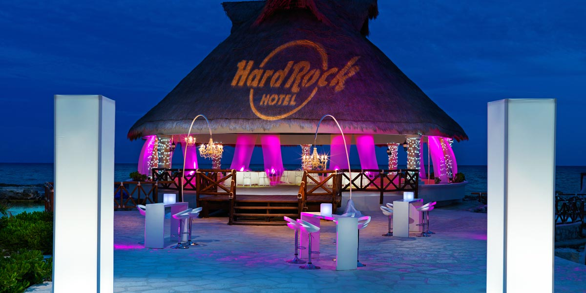Hard Rock Hotel Riviera Maya Event Spaces - Prestigious Venues