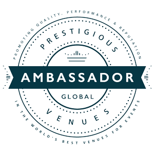 Prestigious Venues Ambassadors - A select network of industry influencers, high-achievers and thought leaders.