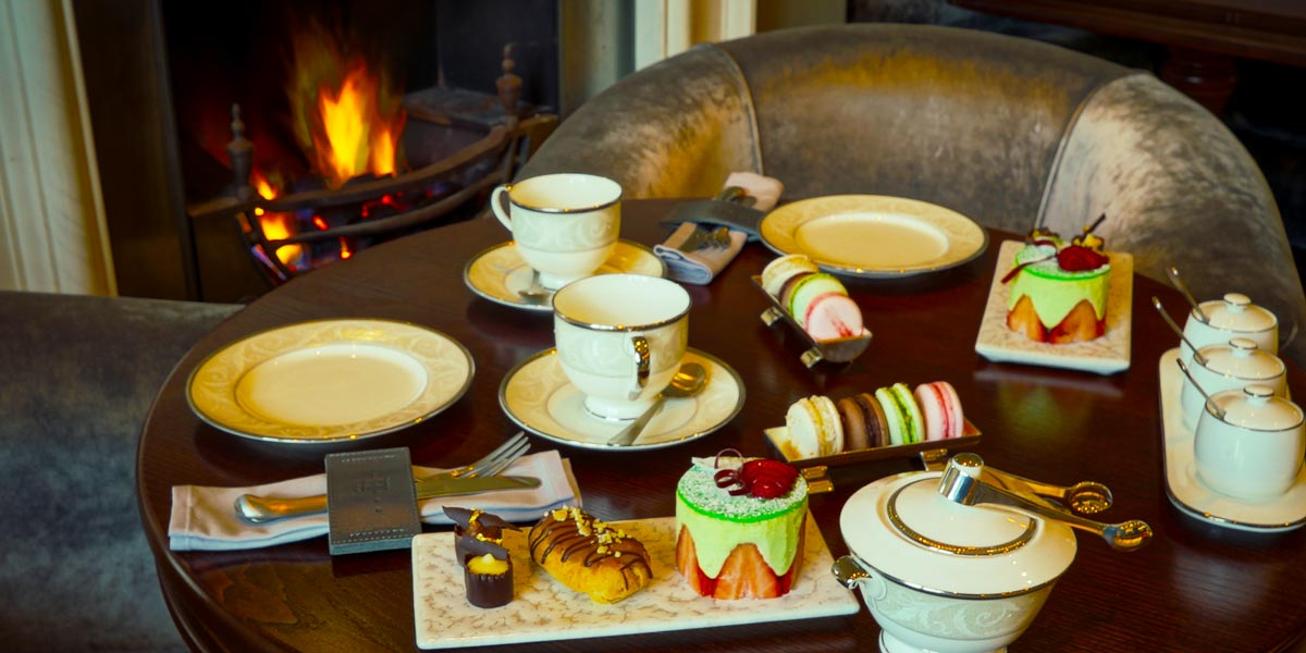 Special Tea, The Hyde Bar, The Royal Park Hotel, Prestigious Venues