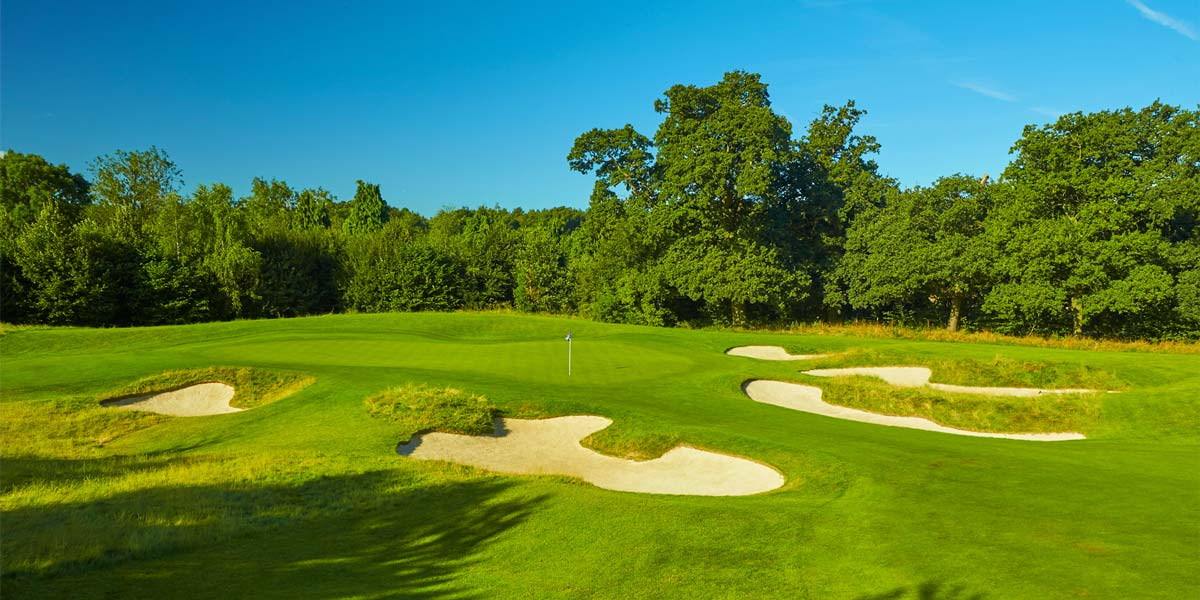 18 Hole Championship Golf Course, The Grove, Prestigious Venues