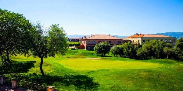 Golf Days In Sicily, Golf Clubhouse Venue In Italy, Il Picciolo Golf Club, Hotel Villa Diodoro, Prestigious Venues