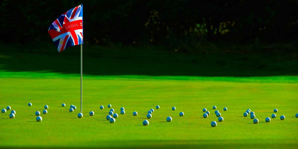 Golf Course 3, The Grove, Prestigious Venues