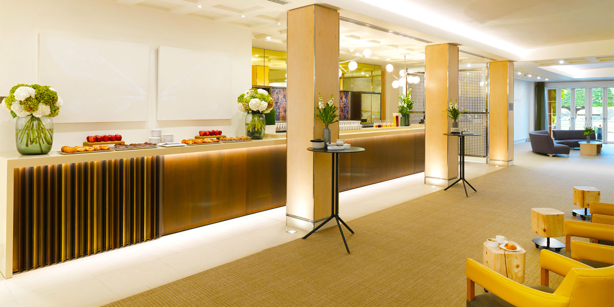 Meeting Venue Amber Suite, The Grove, Prestigious Venues