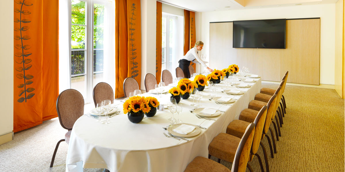 The grove event spaces uk prestigious venues for Best private dining rooms central london