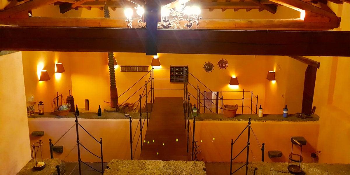 Winery Venue On Mount Etna, Hotel Villa Diodoro, Prestigious Venues