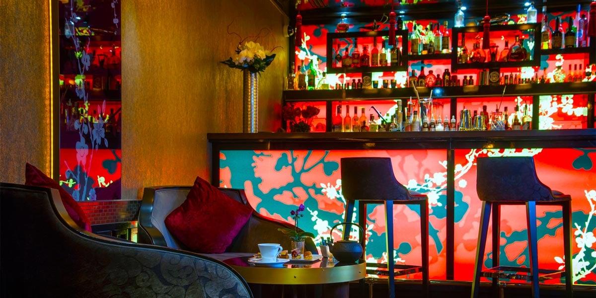 Chic Bar Venue in Paris, Buddha Bar Hotel Paris, Prestigious Venues