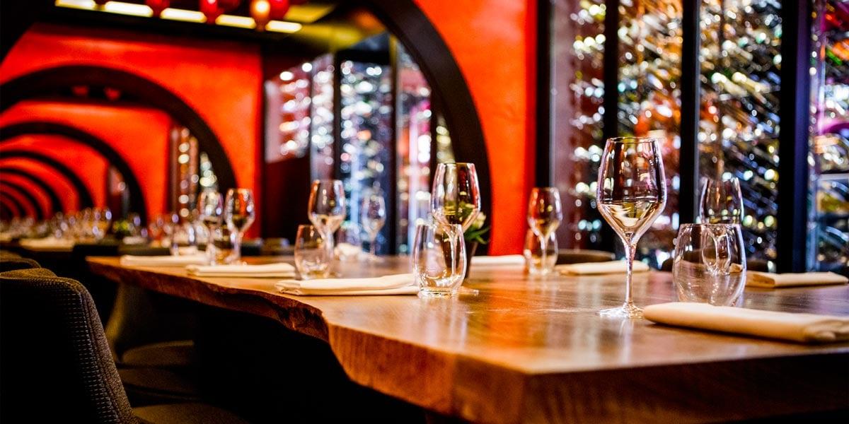 Executive Dinner Space, Buddha Bar Hotel Paris, Prestigious Venues