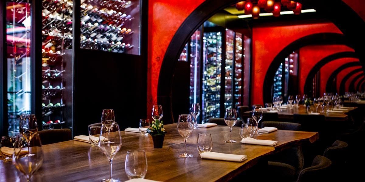 Private Dining Room in Paris, Buddha Bar Hotel Paris, Prestigious Venues