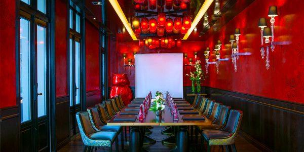 Board Meeting Venue, Private Dinner Venue in Paris for 14, Buddha Bar Hotel Paris, Prestigious Venues