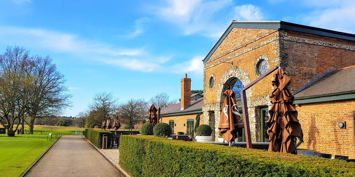 The Grove Club House, Championship Golf Course, Prestigious Venues