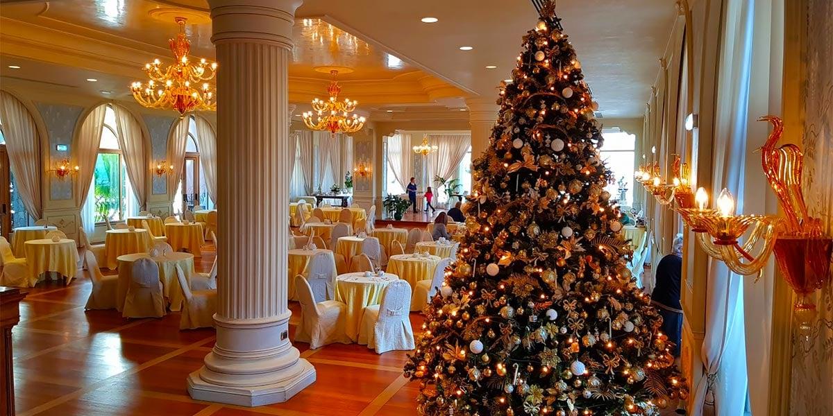 Christmas Parties In Sicily, Hotel Villa Diodoro, Prestigious Venues