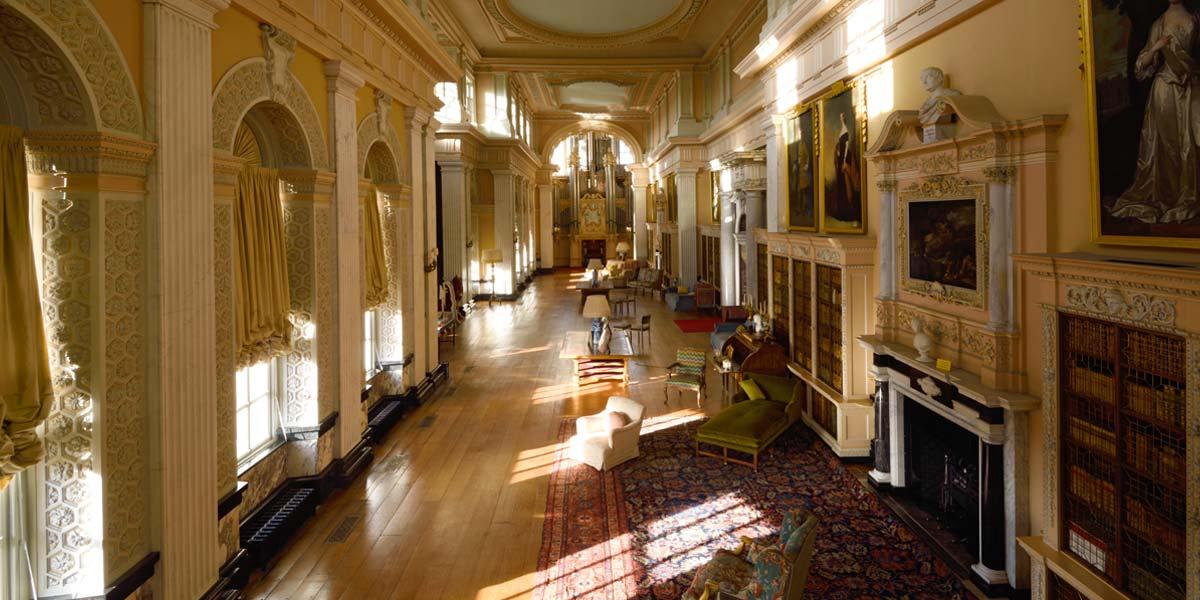 Drinks Reception Venue, Blenheim Palace, Prestigious Venues