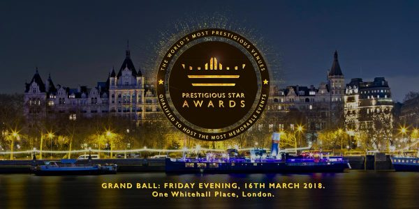 Prestigious Star Awards   Host Venue Grand Ball, The Royal Horseguards, 1200px