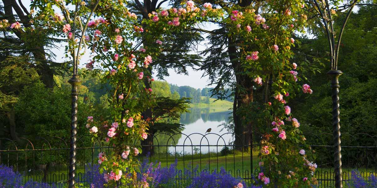 Rose Garden, Blenheim Palace, Prestigious Venues
