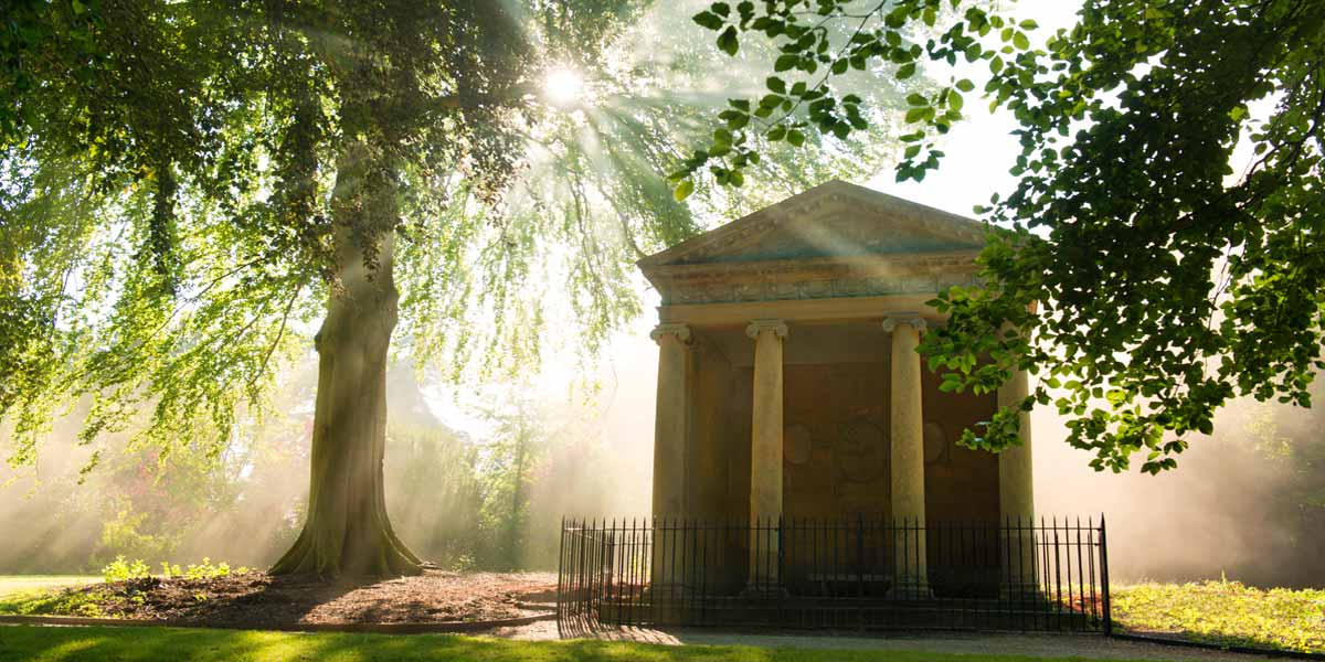 Temple of Diana, Blenheim Palace, Prestigious Venues