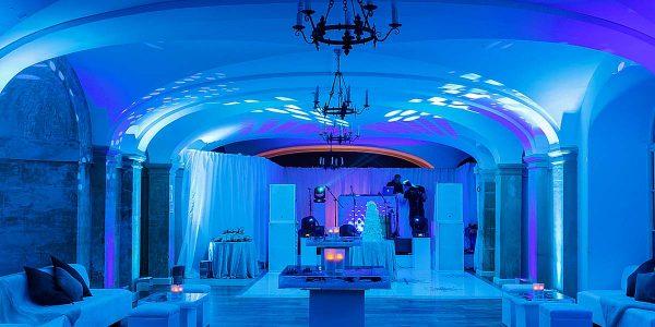 Reception Venue, Water Terraces Interior, Blenheim Palace, Prestigious Venues