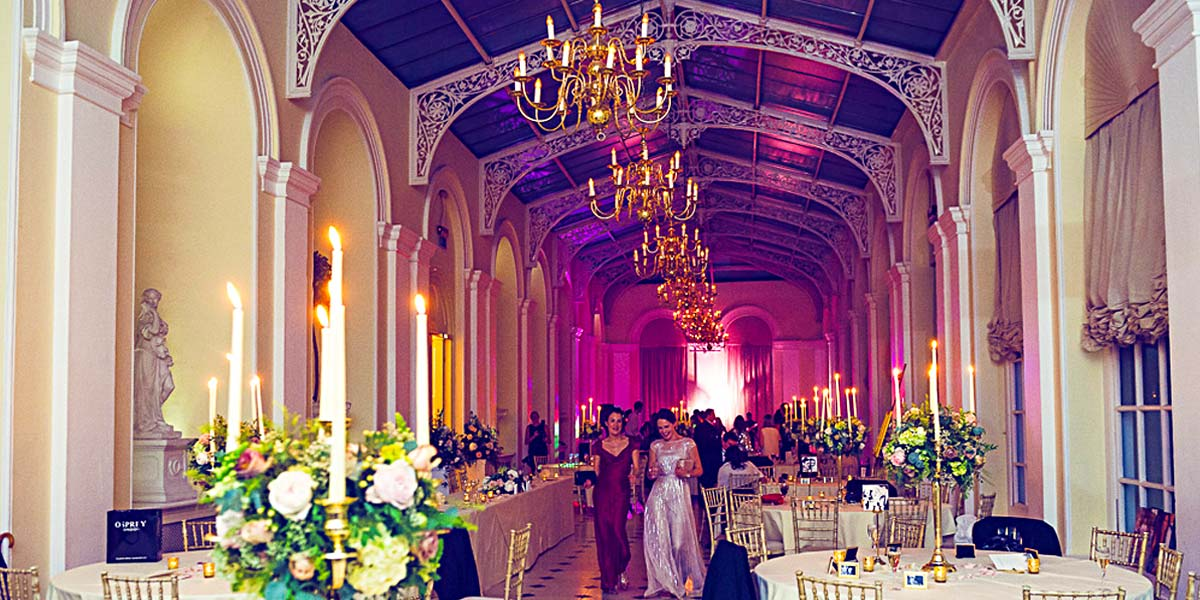 Wedding Reception, Blenheim Palace, Prestigious Venues