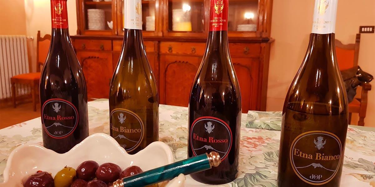Wine Tasting at Tenuta Winery, Sicily, Hotel Villa Diodoro, Prestigious Venues