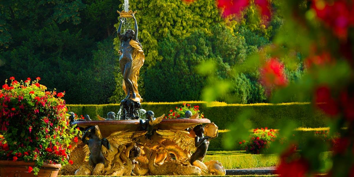 Summer Garden Party Event, Prestigious Venues