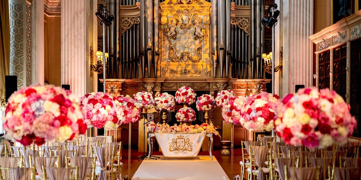 Wedding Ceremony Venue, Blenheim Palace, Prestigious Venues