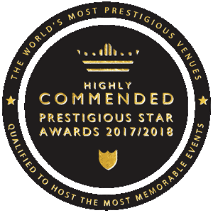 Highly Commended in Prestigious Star Awards 2017/2018