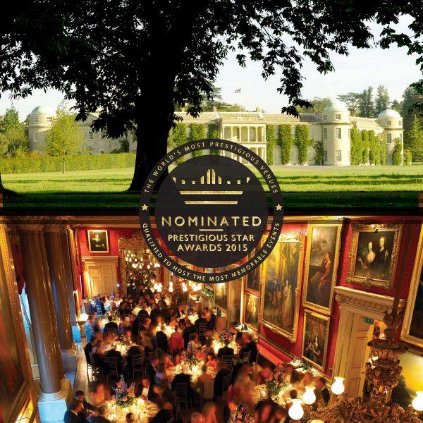 Most Prestigious Gala Dinner Venue, Goodwood, Prestigious Star Awards 2015