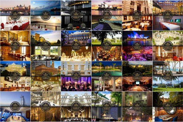 Prestigious Star Awards 2015, Nominated Venues 2015