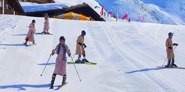 Spring Ski Weekend 2018, Hotel Maiensee, St Christoph, Austria, 0024
