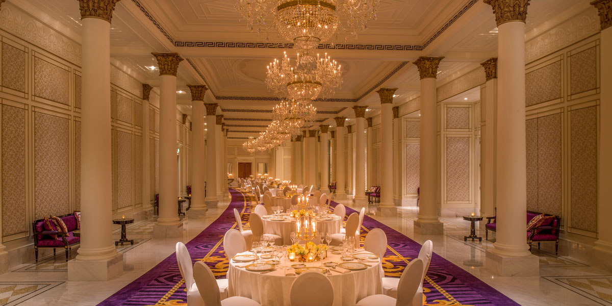 Pre-function Area at Palazzo Versace Dubai