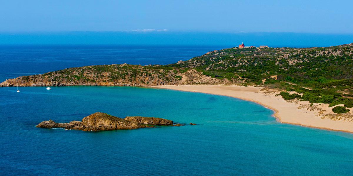 Beach Venue in Sardinia, Faro Capo Spartivento, Prestigious Venues