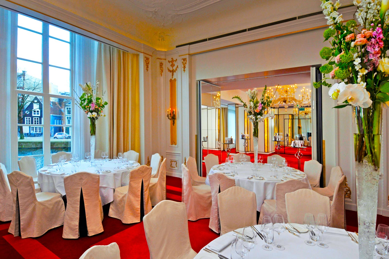 Events Specialist, De L'Europe Amsterdam, Prestigious Venues, 1600px