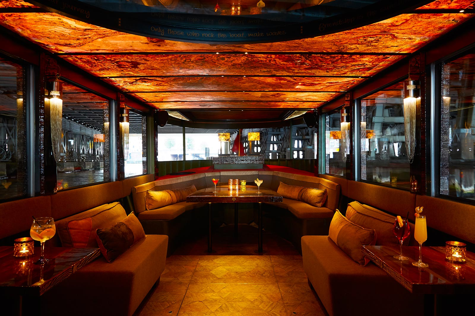 Floating Venue On Canal, De L'Europe Amsterdam, Prestigious Venues, 1600px