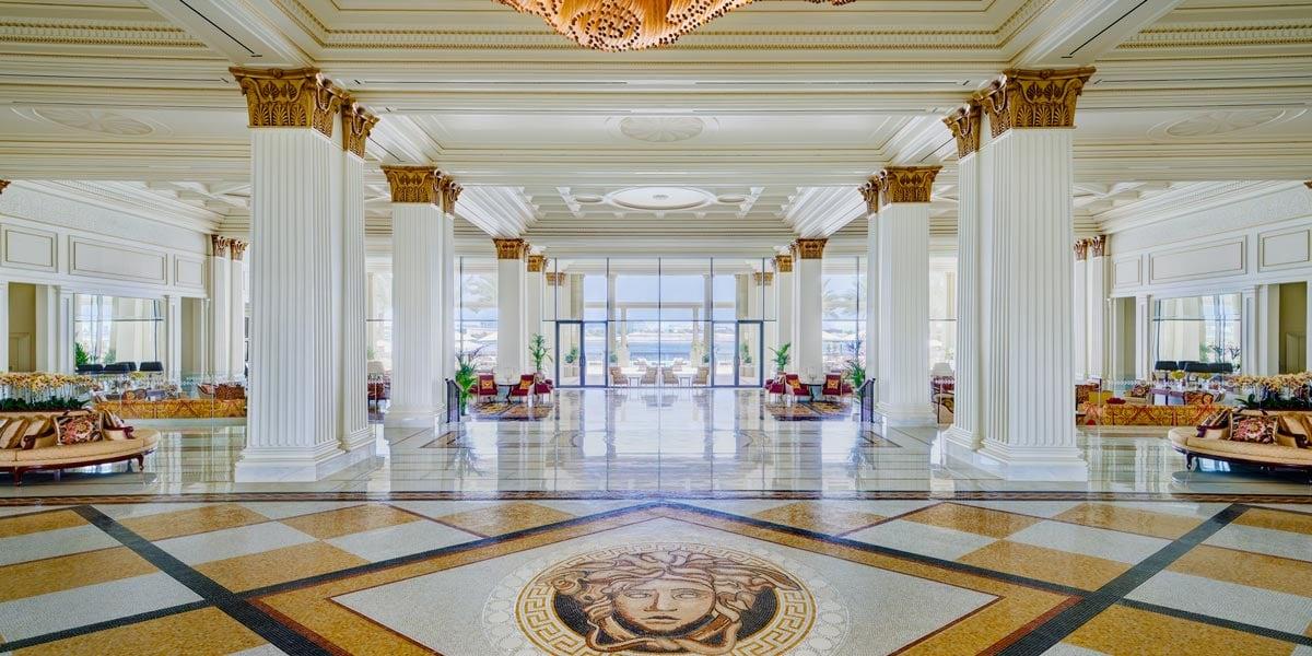 Luxurious Hotel Venue, Palazzo Versace Dubai, Prestigious Venues