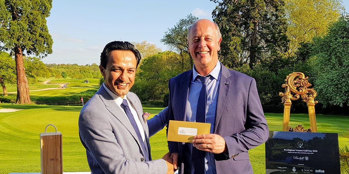 Prestigious Venues Golf Day 2018, Burhill Golf Club, 0021