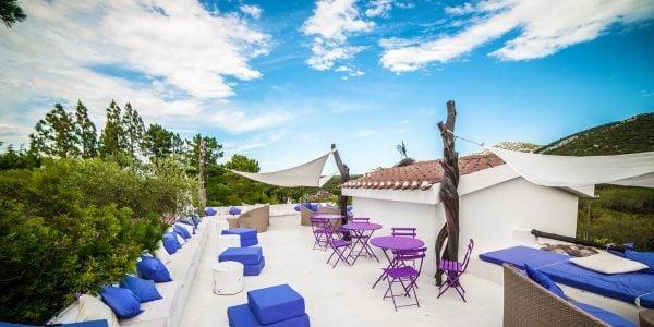 Terrace for Outdoor Events, Su Gologone, Prestigious Venues