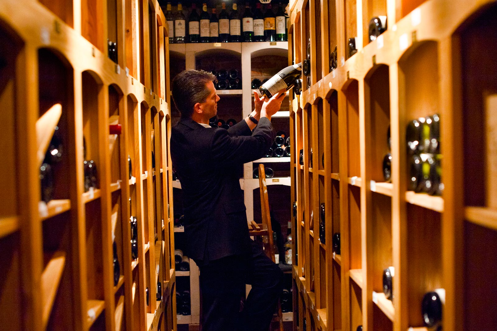 Wine Cellar For Events, De L'Europe Amsterdam, Prestigious Venues, 1600px