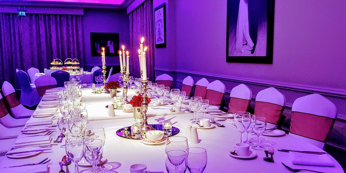 Private Dinner Space, Sopwell House, Prestigious Venues