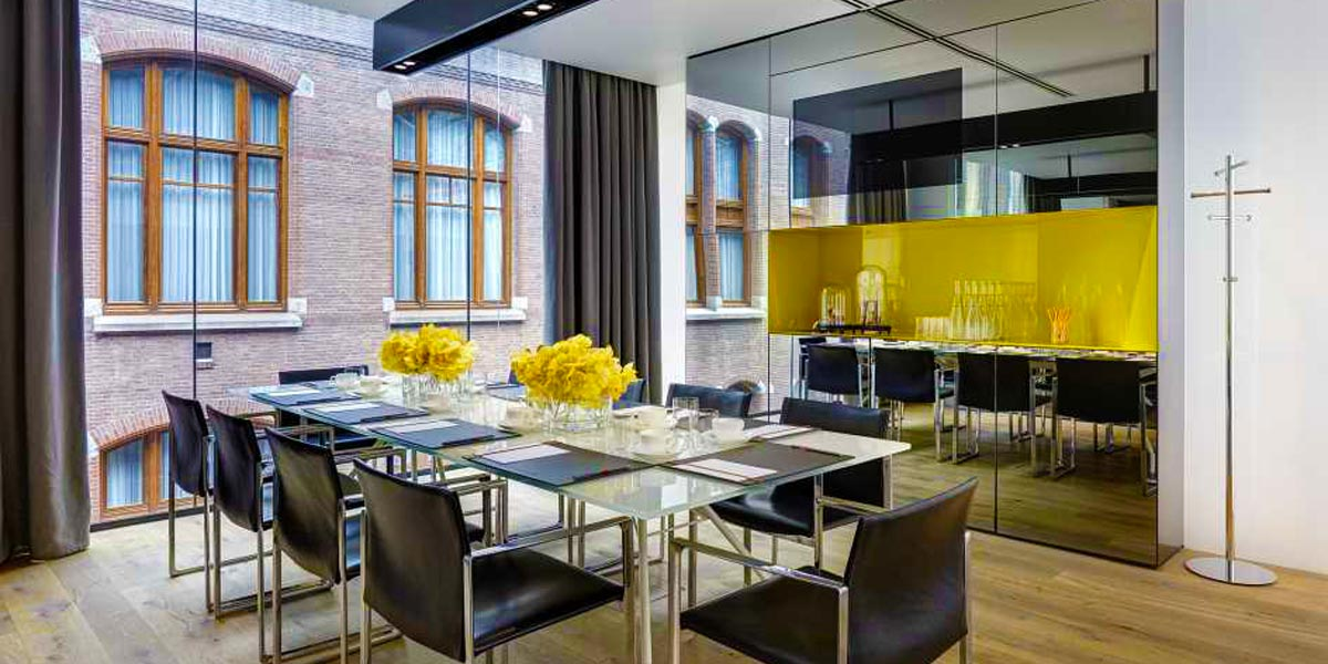 The Yellow Room at Conservatorium Hotel