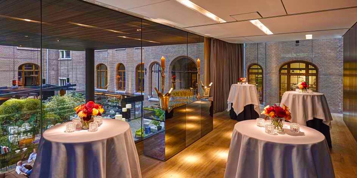 Drinks Reception Venue, Harmony Room, Conservatorium Hotel, Prestigious Venues