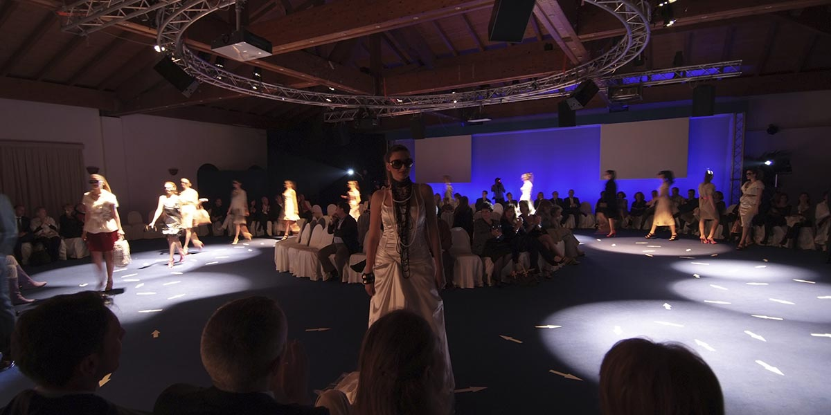 Fashion Show Space, Forte Village Resort, Prestigious Venues
