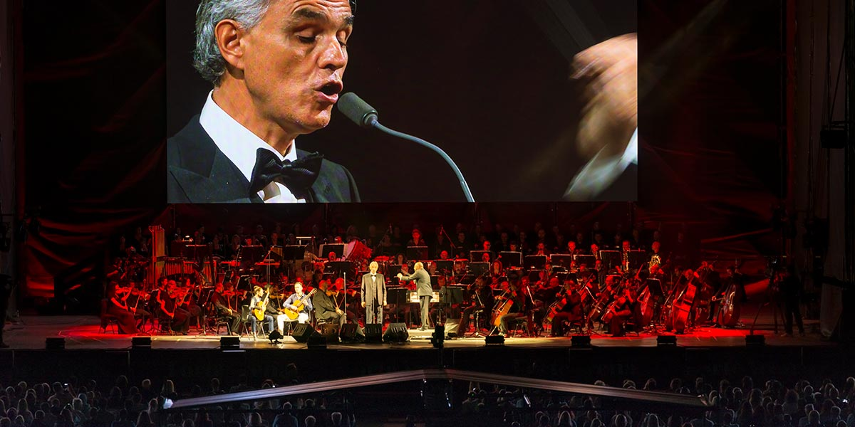 Forte Arena Concert, Forte Village Resort, Prestigious Venues
