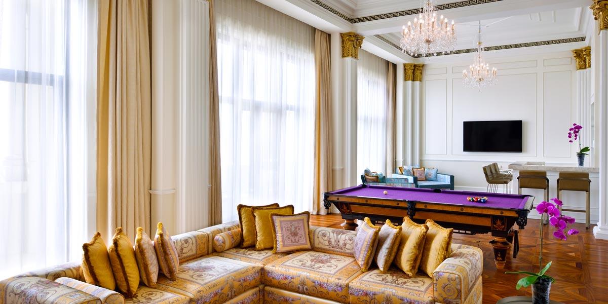 Imperial Suite Event Space, Palazzo Versace Dubai, Prestigious Venues