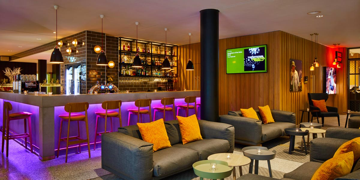 Networking Space, Hard Rock Hotel Davos, Prestigious Venues
