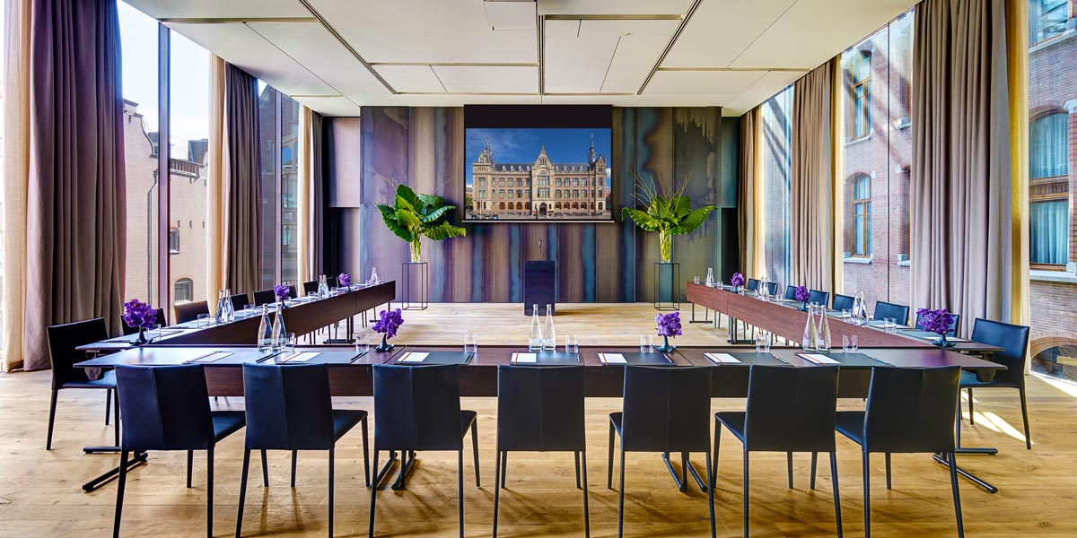 The Symphony Room at Conservatorium Hotel