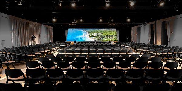 Theatre Style Conference, Forte Village Resort, Prestigious Venues