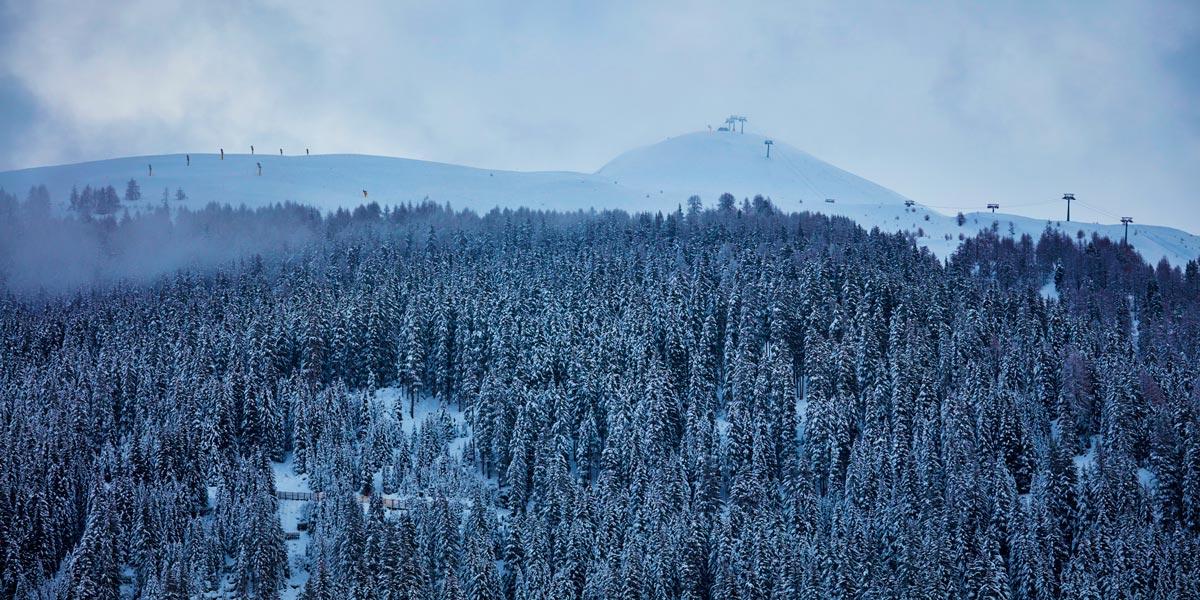 Views From The Terrace, Hard Rock Hotel Davos, Prestigious Venues