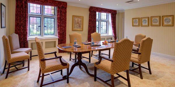 Boardroom Meeting Venue, Lucknam Park Hotel & Spa