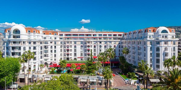 Luxury Hotel in Cannes, Hotel Barriere Le Majestic Cannes, Prestigious Venues